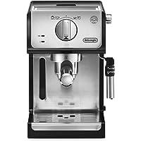 De'Longhi ECP 35.31 Espresso Siebträgermaschine | Siebträgerhalter mit Aluminium Finish | Professionelle Milchschaum…