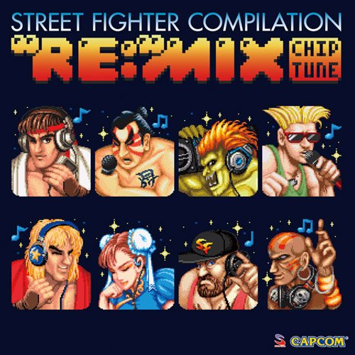 Street Fighter Compilation'rec