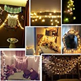Liwiner-LED-Fairy-String-Remote-Timer-16FT-50Leds-8-Modes-Battery-Operated-Photo-Clips-Globe-Lights-for-Indoor-Outdoor-Bedroom-Christmas-Wedding-Warm-White