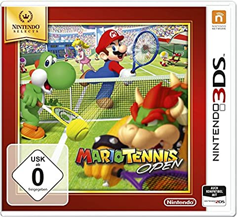 Mario Tennis Open - Nintendo Selects [import