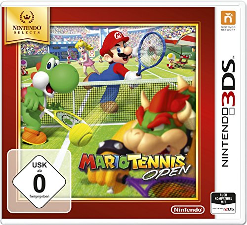 Mario Tennis Open - Nintendo Selects - [3DS]