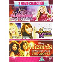 Disney 3 Movie Collection (Sharpay's Fabulous Adventure [2011] / Hannah Montana: The Movie [2009] / Wizards of Waverley Place: The Movie