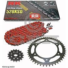 Cadena de Yamaha YFM 660 R Raptor 01 – 05, cadena RK RR 520 xso