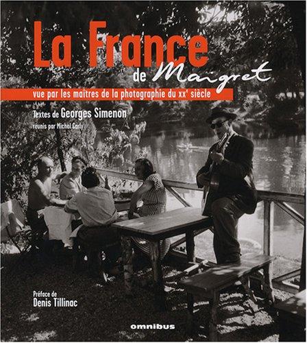 FRANCE DE MAIGRET par GEORGES SIMENON
