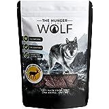 The Hunger of The Wolf Encas pour chiens à la viande de chevreuil, Goût gibier, 0,2kg