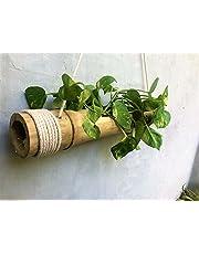 NAOE Hanging Planter Made of Bamboo