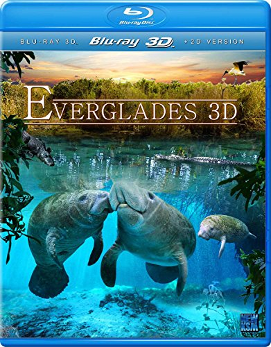 Everglades 3D (Blu-ray 3D + Blu Ray) [UK Import] -
