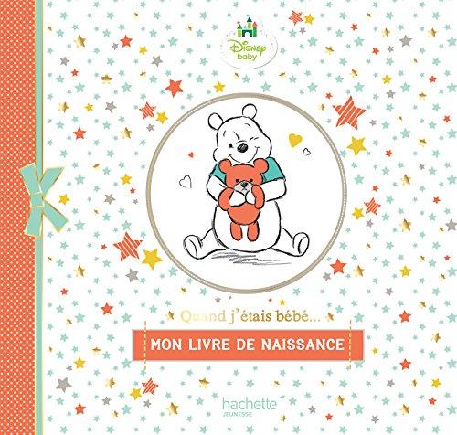 DISNEY BABY - Livre de naissance