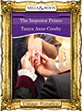 The Impostor Prince (Mills & Boon Historical)
