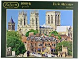Falcon de luxe York Minster Jigsaw Puzzle - Multicoloured