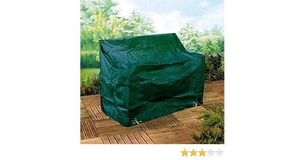 HBCOLLECTION Copri Telo di copertura per panchina da giardino 193cm