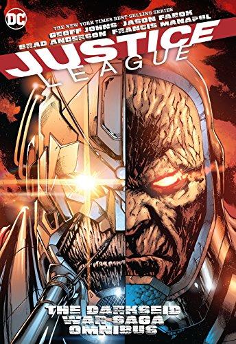 Justice League: The Darkseid War Saga (Jason Scary Movie)