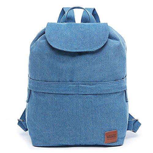 Vans Daypack, denim (Blau) - VA34GKDNM (Vans Denim-rucksack)