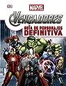Los Vengadores. Guía de personajes definitiva par Marvel