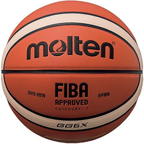 MOLTEN BGGX - Balón de Baloncesto Senior