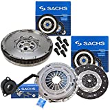 1x Kit de embrague ORIGINAL SACHS con volante bimasa + dispositivo central de desembrague