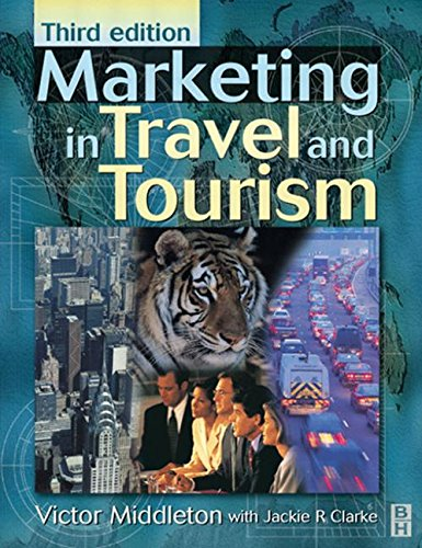 Marketing in Travel and Tourism (Assessment of Nvqs and Svqs Series)