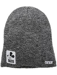 Neff Herren Mütze M 28 Daily Beanie, Black/White, One Size, 13HD00MBBKWHO/S