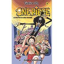 One Piece nº 46: La aventura en la Isla Fantasma