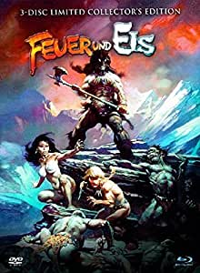 Feuer und Eis - 3-Disc Limited Collectors Edition (Blu-ray + DVD) [Blu-ray] [Limited Collector's Edition]