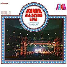 Live at Yankee Stadium: Vol 1 by FANIA ALL STARS