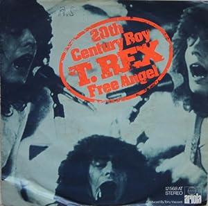 20th century boy/Free Angel (1973, #12568) / Vinyl single [Vinyl-Single 7'']