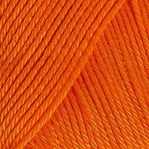 Schachenmayr original CATANIA Farbe 00281 Orange 50g Baumwolle