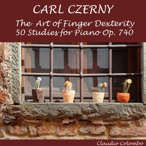Czerny: The Art of Finger Dexterity, 50 Studies, Op. 740