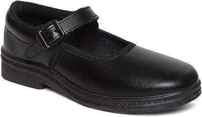 PARAGON Kid's Black School Shoes