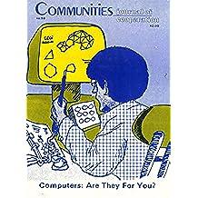 Communities Magazine #59 (July 1983) – Computers (English Edition)