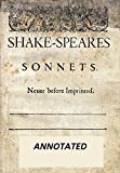 Shakespeare's Sonnets (Annotated)