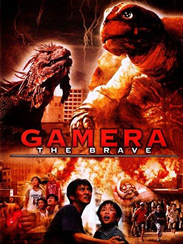 Gamera - The Brave Richtung Finder