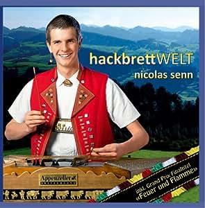Hackbrett Welt [Import allemand]