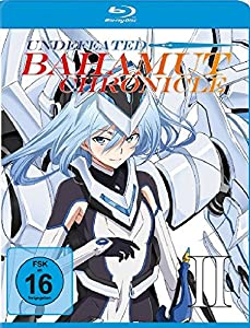 Undefeated Bahamut Chronicles - Vol. 2 [Blu-ray]
