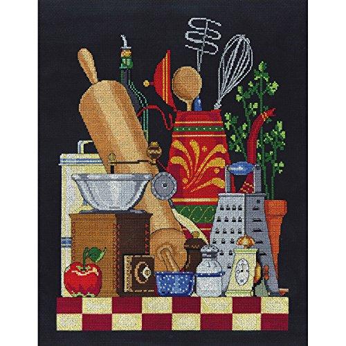 Unbekannt Janlynn Küche Still Life Kreuzstich gezählt Kits -