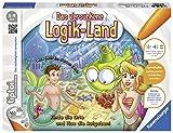 tiptoi® Das versunkene Logik-Land: Finde die Orte und löse die Aufgaben!