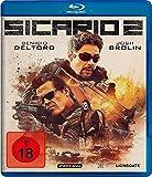 Sicario 2 [Blu-ray] - Mit Benicio Del Toro, Josh Brolin, Isabela Moner, Catherine Keener