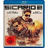 Sicario 2 [Blu-ray]