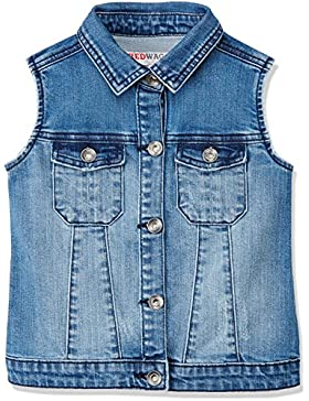 RED WAGON Gilet di Jeans Bambina