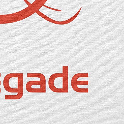 Texlab–Renegade–sacchetto di stoffa Bianco