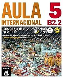 Aula internacional 5 B2.2 (1CD audio MP3)