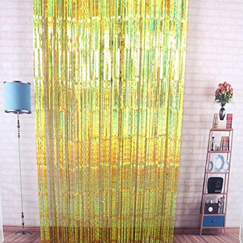 TAOtTAO Rose Gold Door Curtain F...