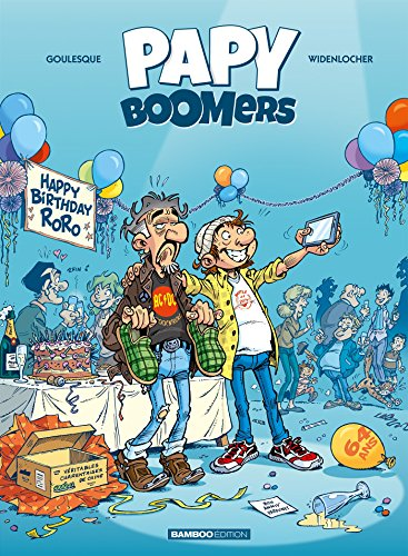 Papy boomers - Tome 1 par Roger Widenlocher