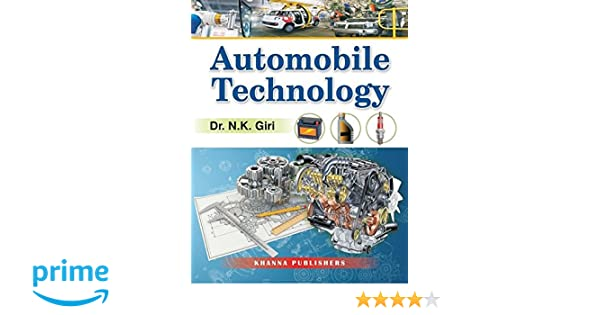 Pdf giri automotive by nk mechanics