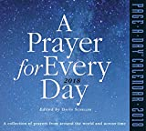 Prayer for Every Day Page-A-Day Calendar 2018