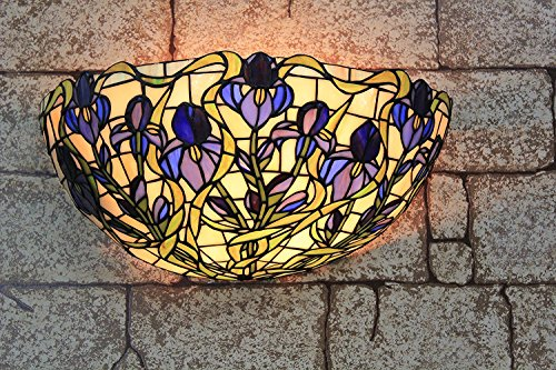 12-inch-vintage-pastoral-stained-glass-tiffany-flowers-wall-lamp-hallway-wall-sconce-lamp-fixture