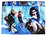 #2: Glorygifts frozen World Exam Clip Board for Kids