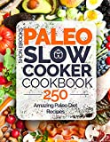 : Paleo Slow Cooker Cookbook: 250 Amazing Paleo Diet Recipes (English Edition)