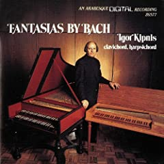 The Complete Fantasias of Johann Sebastian Bach
