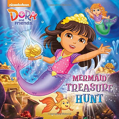 Mermaid Treasure Hunt (Dora and Friends) (Dora and Friends (Dora the Explorer))